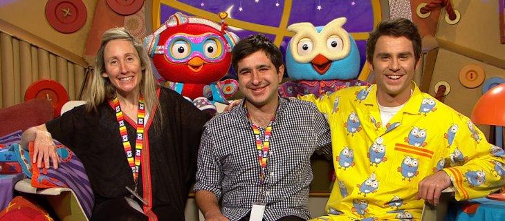 Createability intern Joel Pragnell cuts his break into the biz with ABC TV