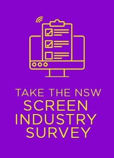 Take the NSW Screen industry survey